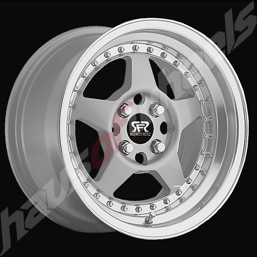 Acura Integra White Wheels