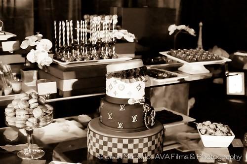 My Louis Vuitton Bday Party 2013  Divine Decor  Flickr