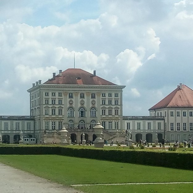 Schloss Nyphenburg in Munich