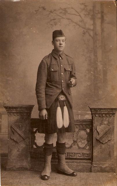 Queens Own Cameron Highlanders ww1  1320  Flickr