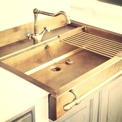 Brass Kitchen Sink Towel A Love Finding Unusual Items Like This Flickr By Blue Tea Kitchens