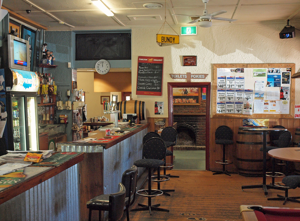 Gungellan Pub Freeling Sth Australia Traditional