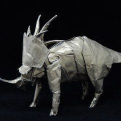 Satoshi Kamiya Diagram Wiring Star Delta Connection Motor 戟龙 刺盾角龙 Styracosaurus Designed By