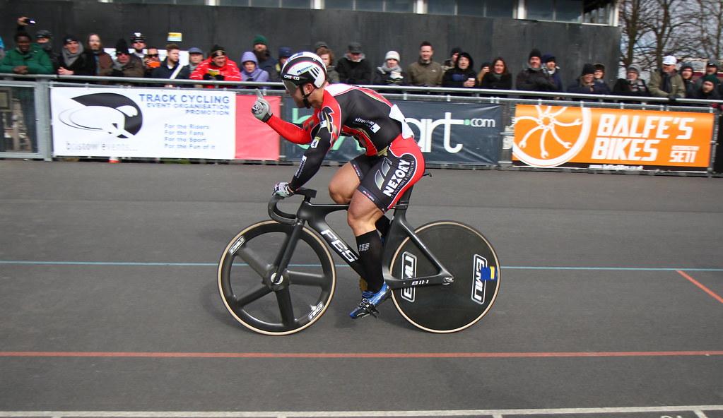 Robert Frstemann Wins The Open Sprint How Often Do You