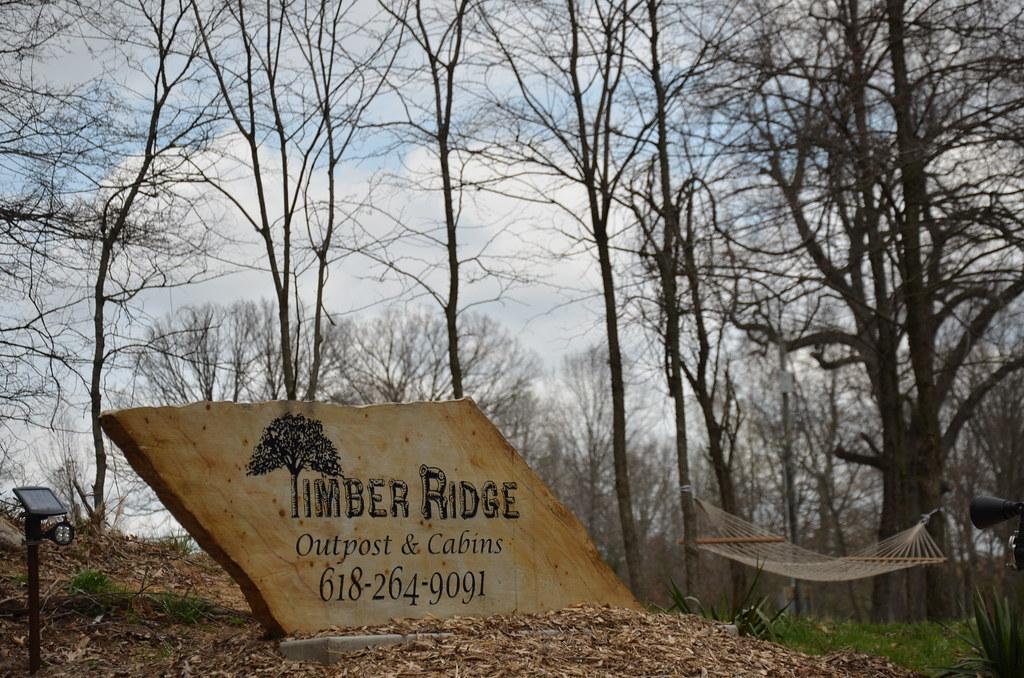 Garden of the Gods Illinois Cabin Rentals  Timber Ridge