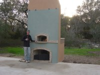 combo-pizza-oven-fireplace | Texas Oven Co. | Flickr