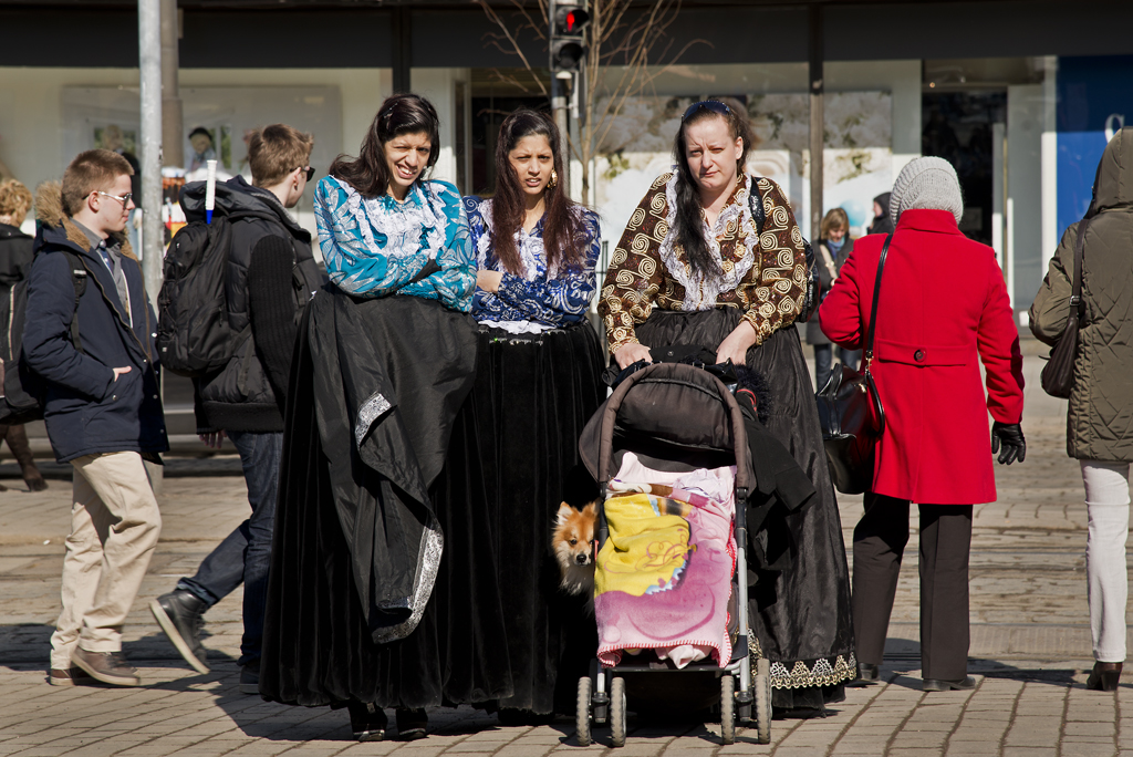 Finlands Romani People We Were Waiting Patiently For