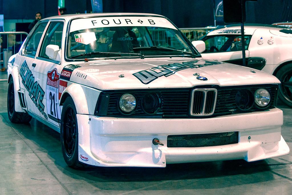 BMW Exposición zero300