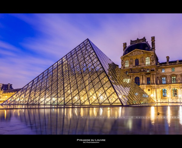 Pyramide Du Louvre Facebook Page - Getty 500px