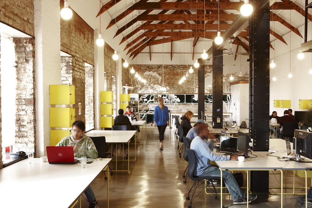 Google Umbono Workspace  Haldane Martin was invited by