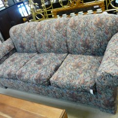 Print Sofa Set Upholstery Service Floral Henredon Ncjw Home Consignments Flickr