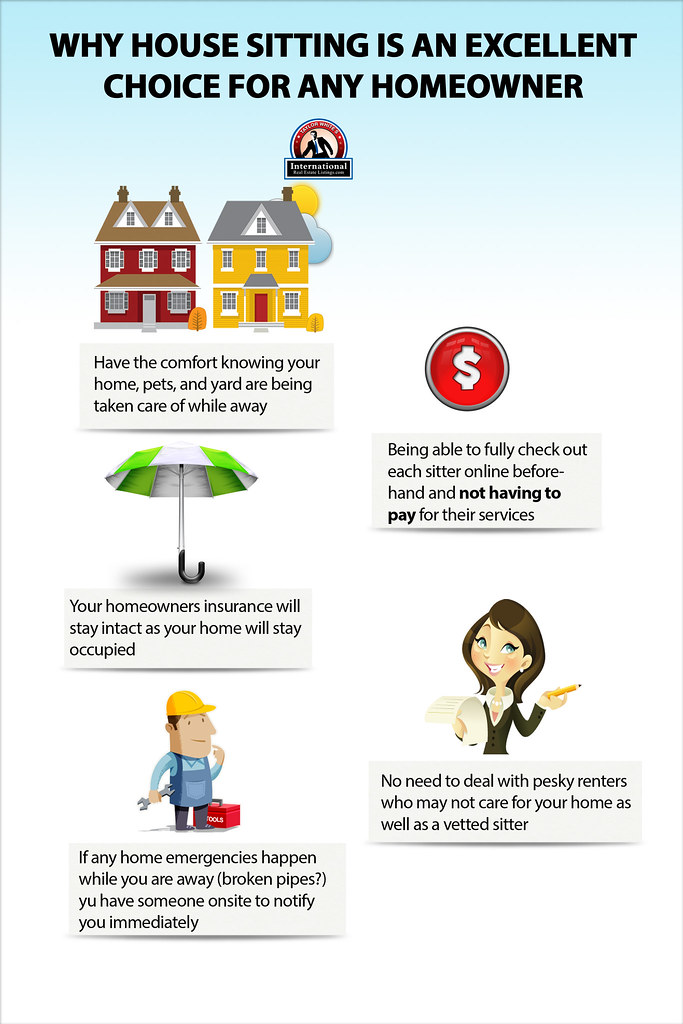Why House Sitting Is An Excellent Choice For Any Homeowner