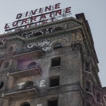 Divine Lorraine Hotel Philadelphia Lei Han