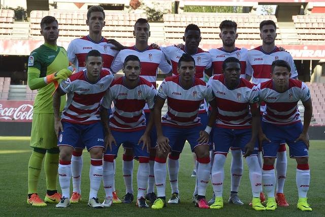 Granada C.F. ante A.T. Mancha Real