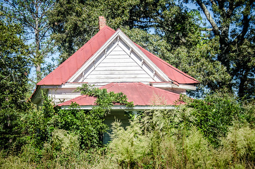 Abbevile County Farm House-001
