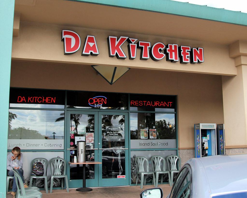 Da Kitchen Maui