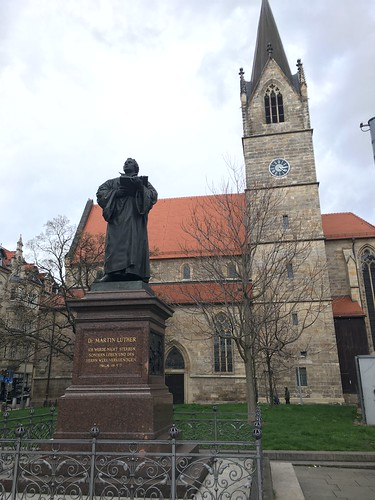 Luther statue number, I lost count