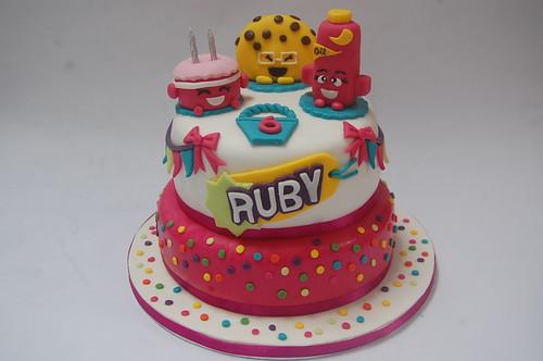 Shopkins Cake Beautiful Birthday Cakes