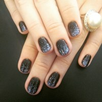 Cute New Years Eve Nails by @nailsbylindseylu !! What's on ...
