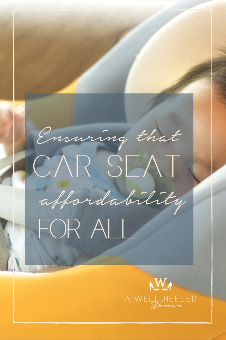 Ensuring Affordability car seats for Everyone #CarseatFullStop. Mommy blogger A Well heeled Woman. Johannesburg, South Africa