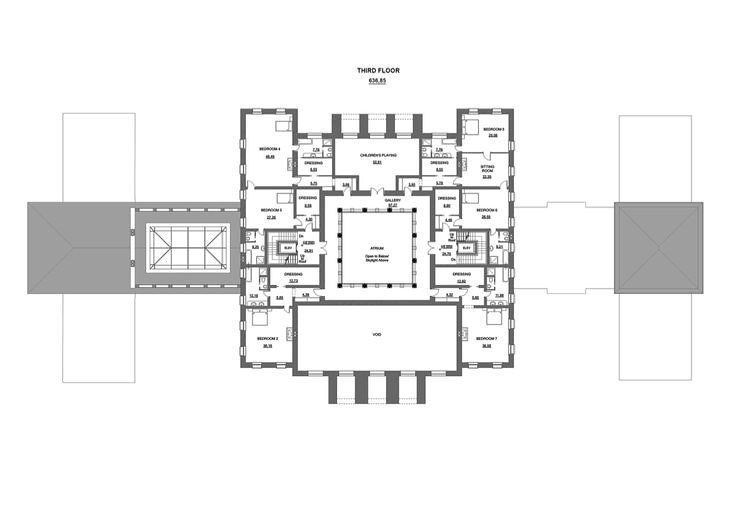 Mega Mansion Floor Plans  Image By HOTRs Annie 500