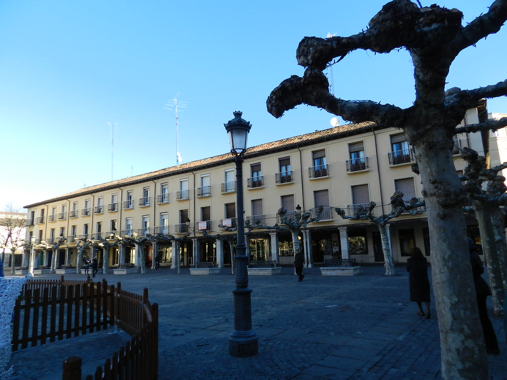 Plaza Mayor de Palencia 18