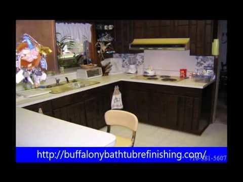 Kitchen And Bath Ideas Refinishing Buffalo NY 716 381 5607