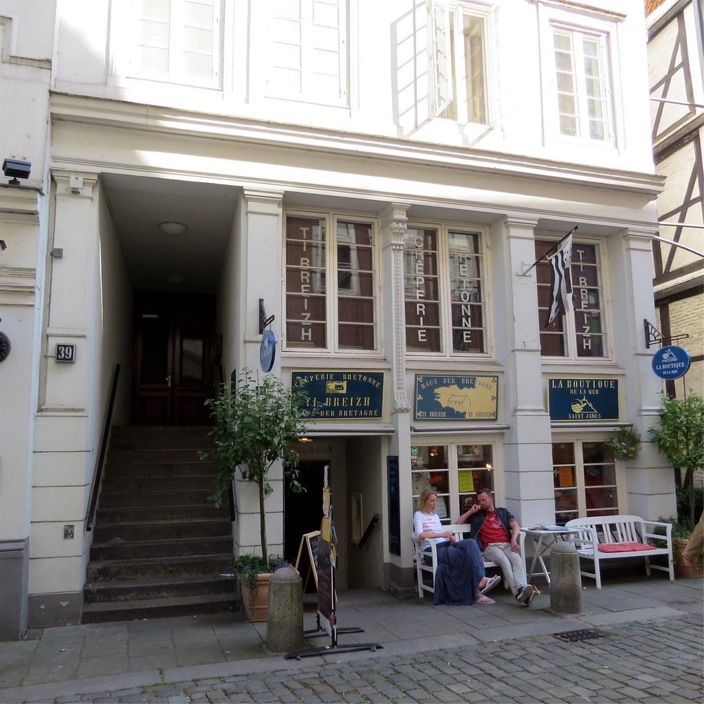 Hamburg  Deichstrae 39  Haus von Helga Feddersen  Flickr