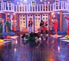 Pijama Party invita a sus fanáticos a bailar el Party Shake
