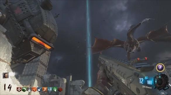 Call Of Duty Black Ops 3 Zombies Gorod Krovi Walkthrough One