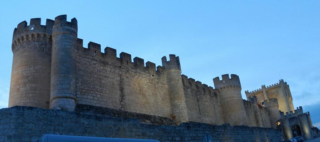 Castillo Peñafiel Valladolid 27