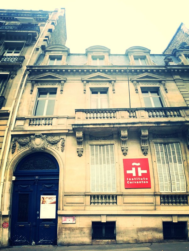 Bibliothèque Octavio Paz de l'Institut Cervantes