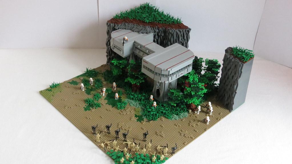 Lego Star Wars Moc On Saleucami My Lego Star Wars Moc On