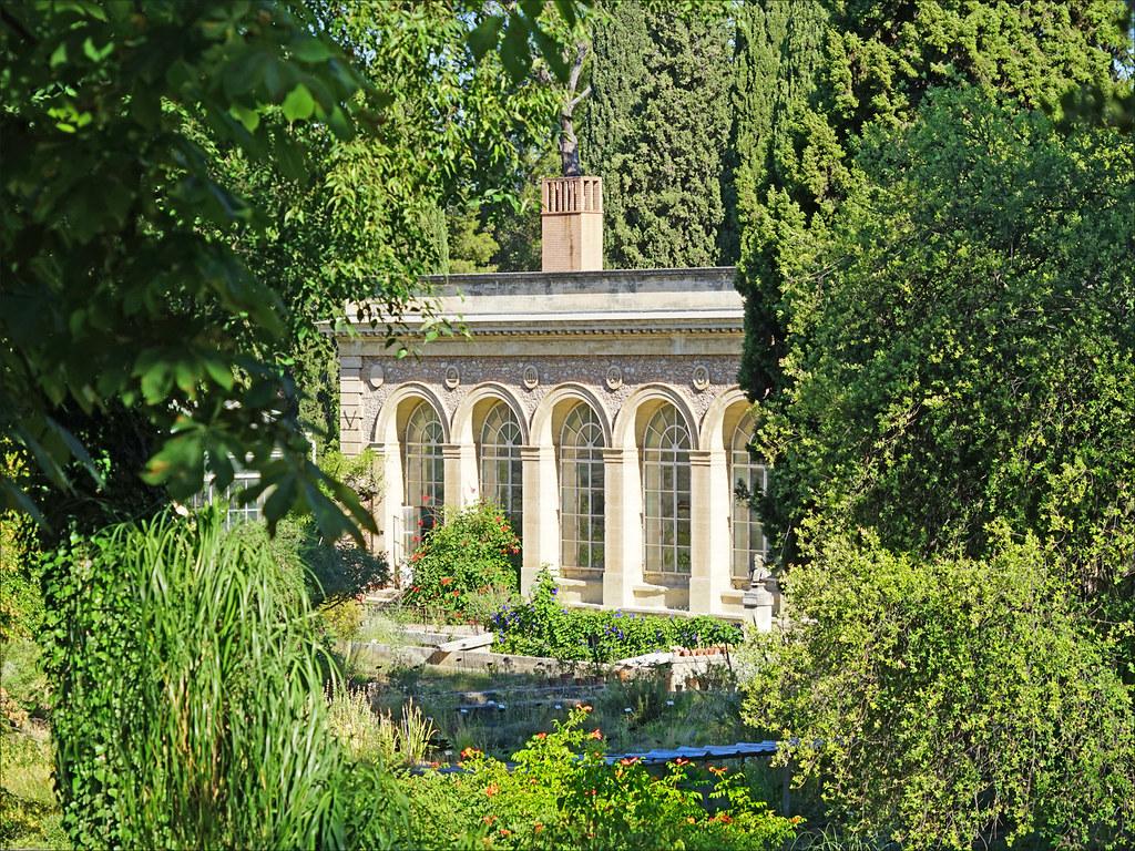Jardin Des Plantes Nantes Mange