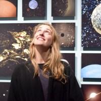 Amandas lilla solsystem & höstsalongen på Fotografiska