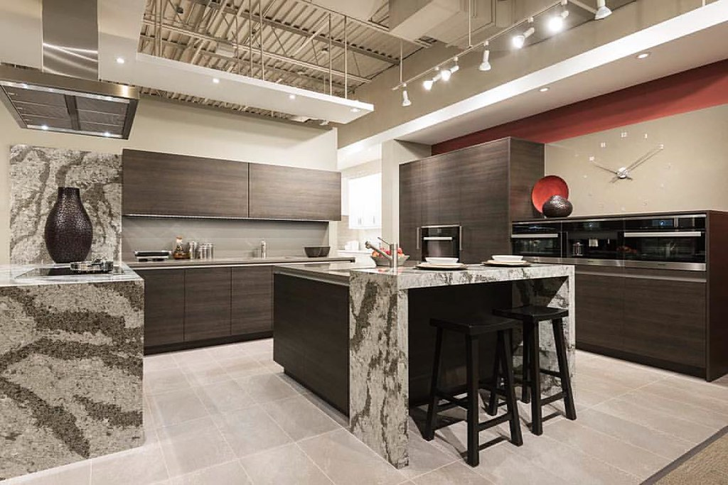 kitchen displays cabinet refacing los angeles one of our newest at pickering loca flickr this sleek chef s location