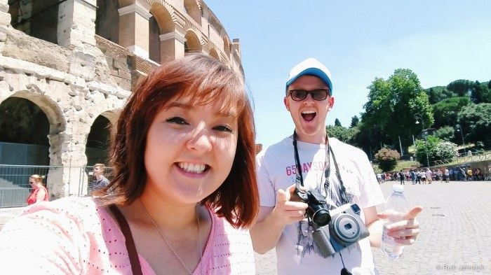 Italy Holiday - Rome - June 2016