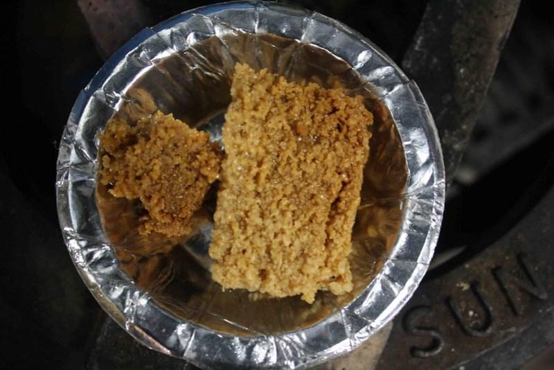 City Food - Milk Cake, Kucha Ghasi Ram