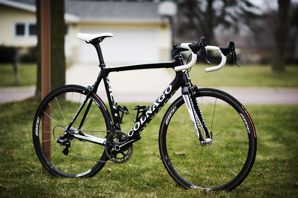 Colnago ACR  Its the middle of winter here in the