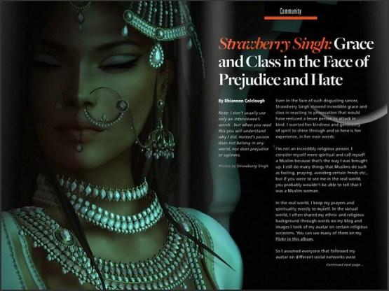 Thank you L'Amour Diversity Magazine!