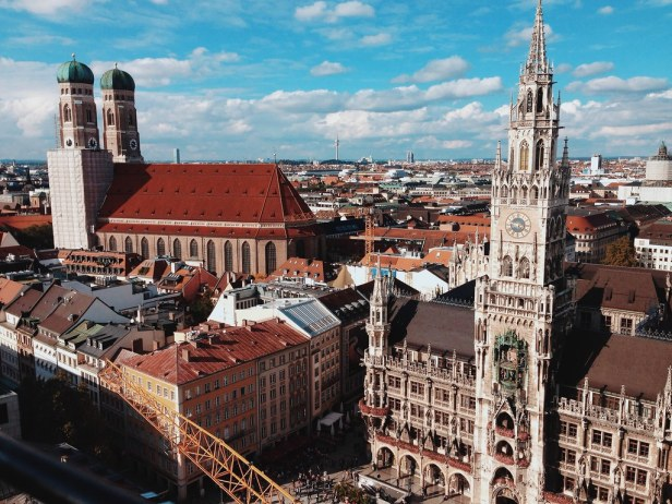 Photo Diary of Munich | Maps of Pangea