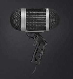 Micrófono Sennheiser Esfera.