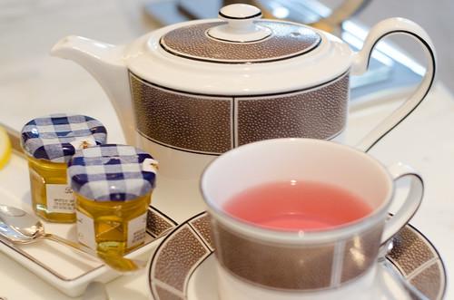Pink Rose Tea