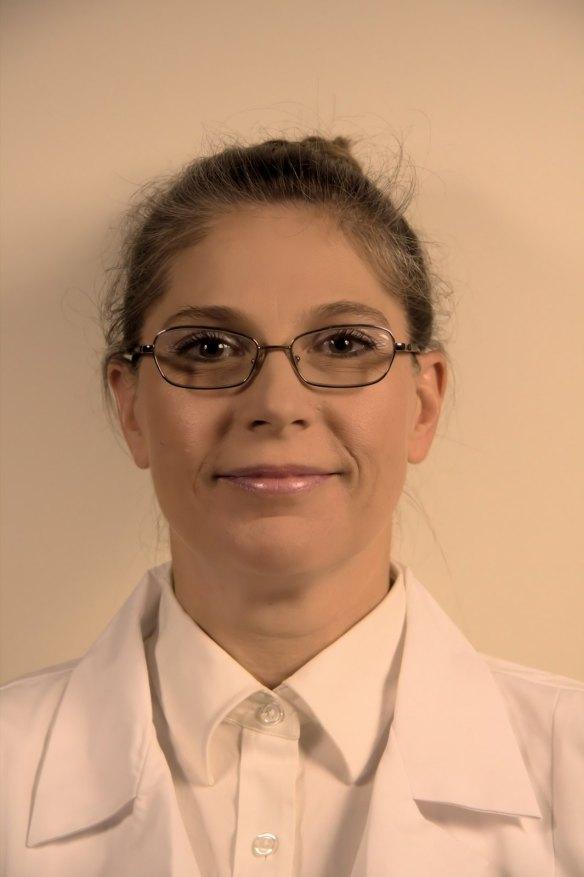Dr. Harleen Frances Quinzel M.D