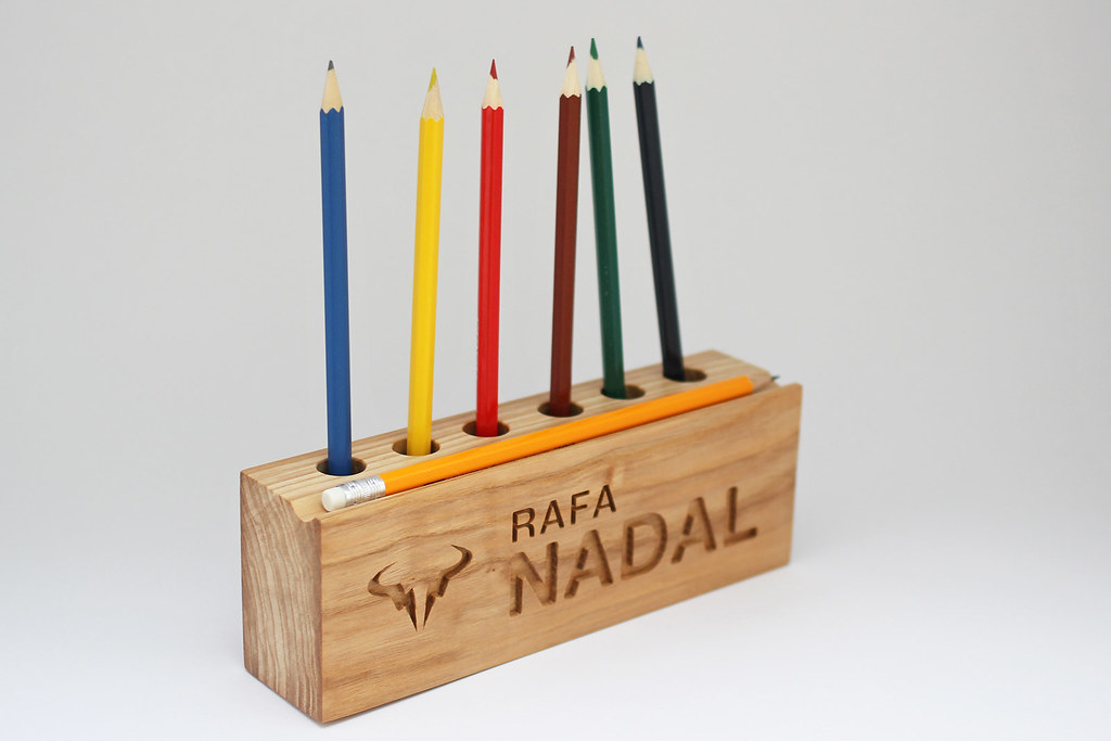 Desk Pencil Holder