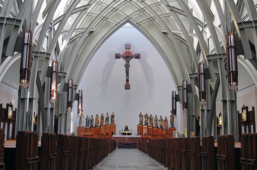 Ave Maria Oratory Interior  Ave Maria Oratory is a