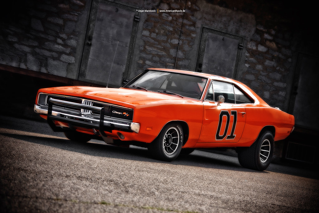 Extreme General Lee Charger Extreme 1969 Dodge Charger