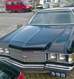classicsonthestreet 1974 chevrolet impala 4 door sedan by classicsonthestreet [ 1024 x 770 Pixel ]