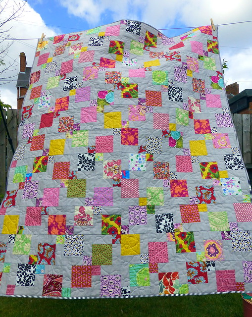Siblings Together Quilt May'15