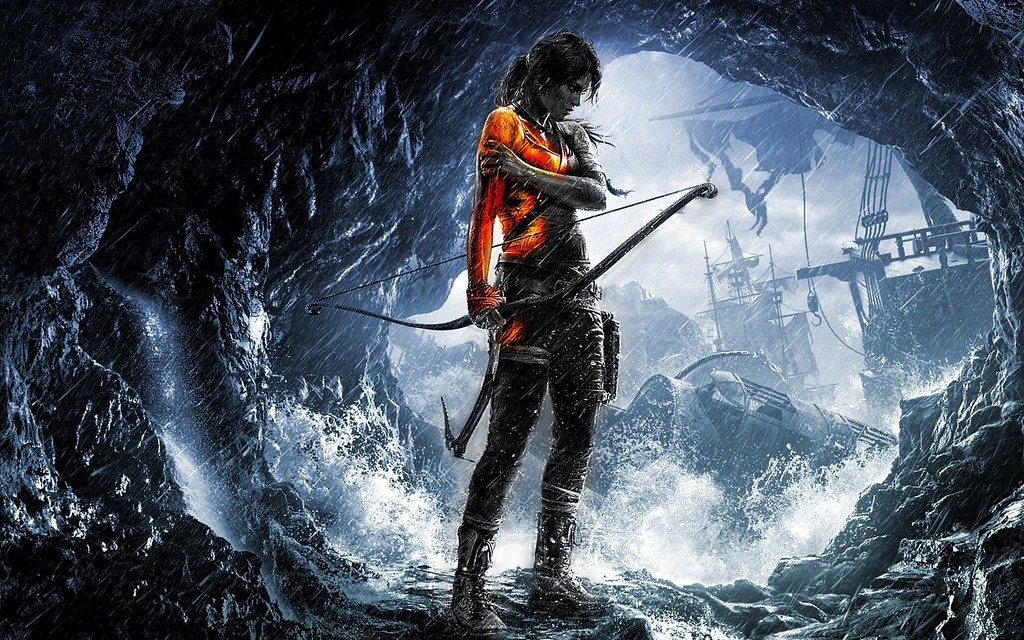 Rise of the Tomb Raider Goes Gold 2